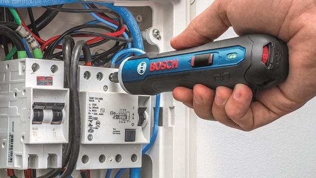 Llegó el nuevo<br>atornillador Bosch GO!